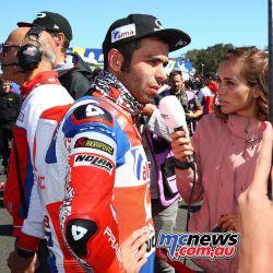 MotoGP Phillip Island Petrucci GP AN