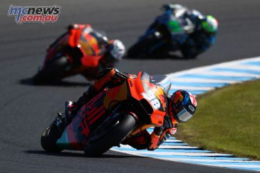 MotoGP Phillip Island Smith GP AN