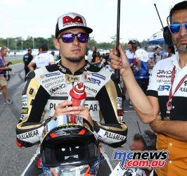 MotoGP Rnd Thailand Abraham GP AN