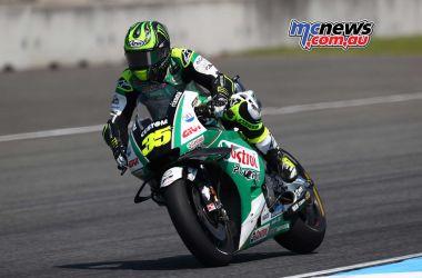 MotoGP Rnd Thailand Crutchlow GP AN