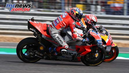 MotoGP Rnd Thailand DoviMarq GP AN