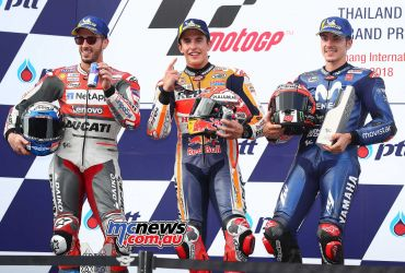 MotoGP Rnd Thailand GPpod GP AN