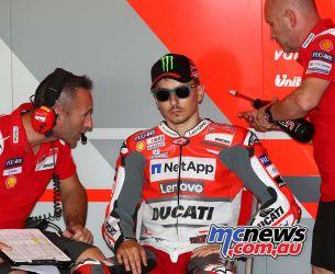 MotoGP Rnd Thailand Lorenzo GP AN