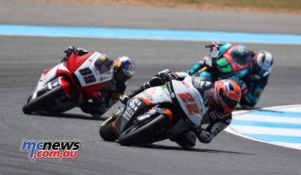 MotoGP Rnd Thailand Lowes GP AN