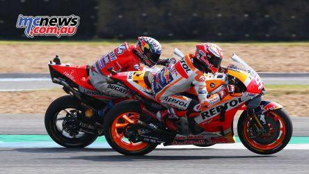 MotoGP Rnd Thailand MarqDovi GP AN