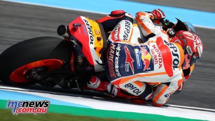 MotoGP Rnd Thailand Marquez GP AN