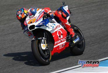MotoGP Rnd Thailand Miller GP AN