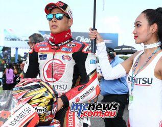 MotoGP Rnd Thailand Nakagami GP AN