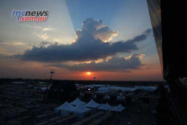 MotoGP Rnd Thailand Paddock GP AN