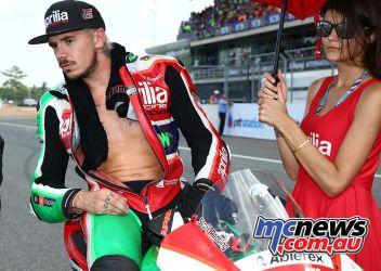 MotoGP Rnd Thailand Redding GP AN