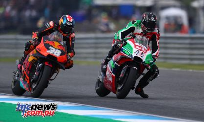 MotoGP Rnd Thailand Redding GP AN