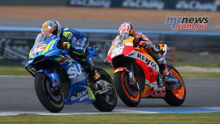 MotoGP Rnd Thailand Rins GP AN