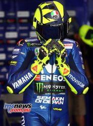 MotoGP Rnd Thailand Rossi GP AN