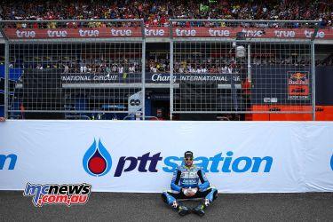MotoGP Rnd Thailand Simeon GP AN