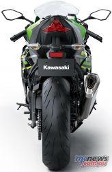 Kawasaki ZX R