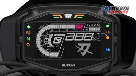 Suzuki Katana Dash