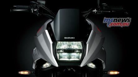 Suzuki Katana Headlight