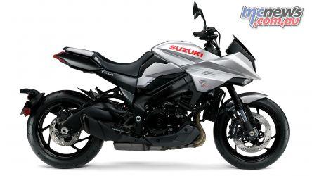 Suzuki Katana RHS