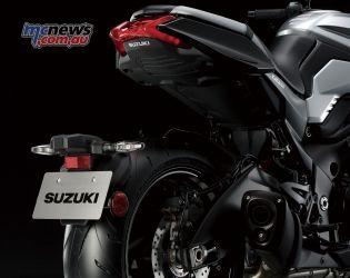 Suzuki Katana Tail