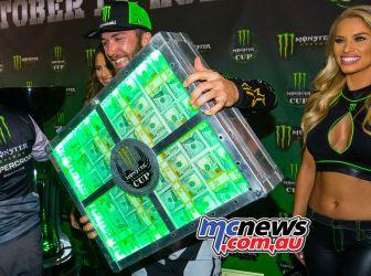 Podium Tomac Cash MX JK MEC
