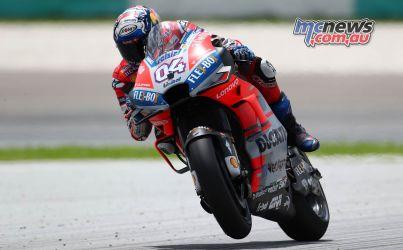 MotoGP Malaysia A Dovi GP AN