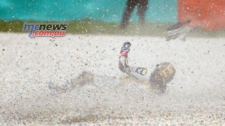 MotoGP Malaysia Abraham GP AN