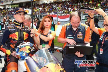 MotoGP Malaysia EspP GP AN