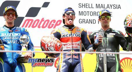 MotoGP Malaysia GPpod GP AN