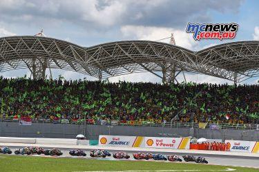 MotoGP Malaysia GPstart GP AN
