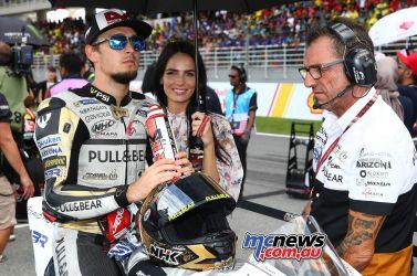 MotoGP Malaysia Karel Abraham GP AN