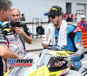 MotoGP Malaysia Luthi GP AN