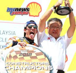 MotoGP Malaysia Marquez GP AN