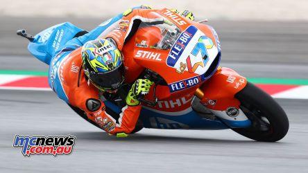 MotoGP Malaysia Moto Baldassari GP AN