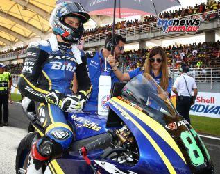MotoGP Malaysia Moto Gardner GP AN