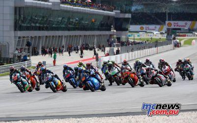 MotoGP Malaysia Moto Mstart GP AN