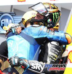 MotoGP Malaysia Moto MAriniBAgnaia GP AN