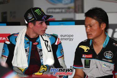 MotoGP Malaysia Moto MarquezA GP AN