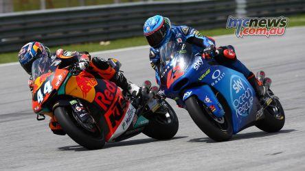 MotoGP Malaysia Moto Oliveira GP AN