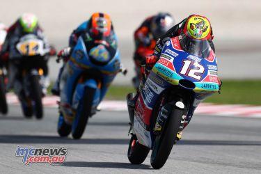 MotoGP Malaysia Moto Bezzecchi GP AN