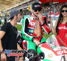 MotoGP Malaysia Redding GP AN
