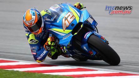MotoGP Malaysia Rins GP AN