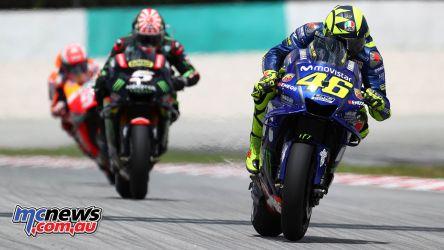 MotoGP Malaysia Rossi GP AN
