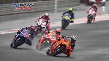 MotoGP Valencia EspP GP AN Cover