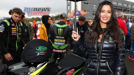 MotoGP Valencia Girl GP AN Cover