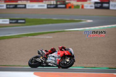 MotoGP Valencia Lorenzo GP AN