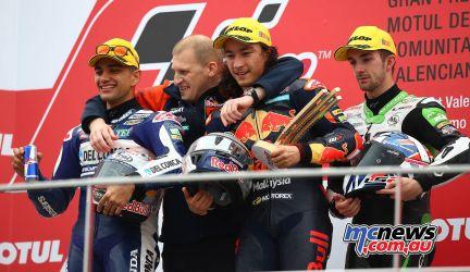 MotoGP Valencia Moto Mpod GP AN