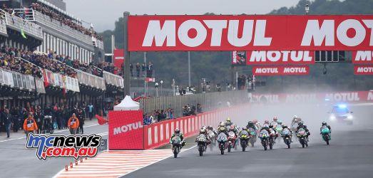 MotoGP Valencia Moto Mstart GP AN