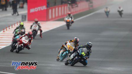 MotoGP Valencia Moto Vietti GP AN