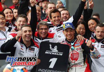 MotoGP Valencia Nakagami GP AN