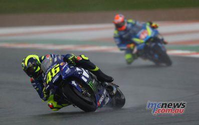 MotoGP Valencia Rossi GP AN